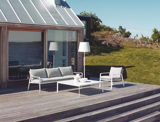 Inspiration till uteplatsen från spanska Kettal ‹ Dansk inredning och design