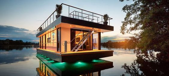 Rev House Berlin- Die schönsten Location direkt am Wasser#location #am #wasser #draußen#sommer #outdoor #event #inc #veranstalten #romantisch