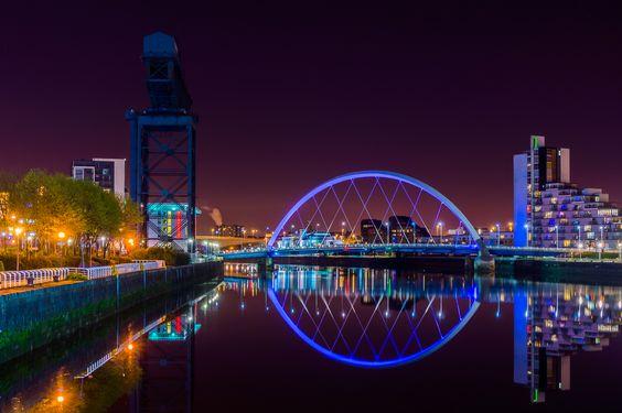 Curso de inglés en Glasgow (Escocia) para juniors, salida individual sin monitor