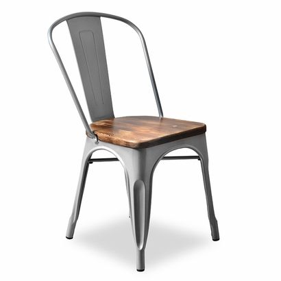 bastille cafe stacking chair weathered wood seat click to enlarge bela stackable office chair