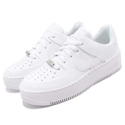 Nike Wmns AF1 Sage Low Triple White Air