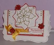 Mary Lee's Stamping: 3D Christmas Card
