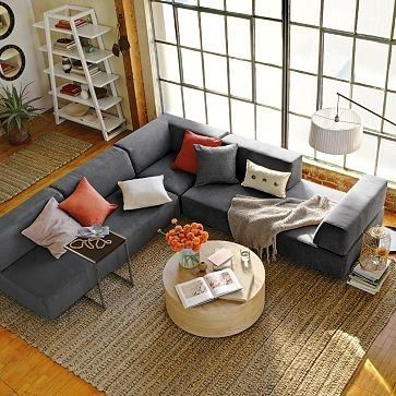 den seating tillary sofas from west elm might be a good option for the space astonishing home stores west elm