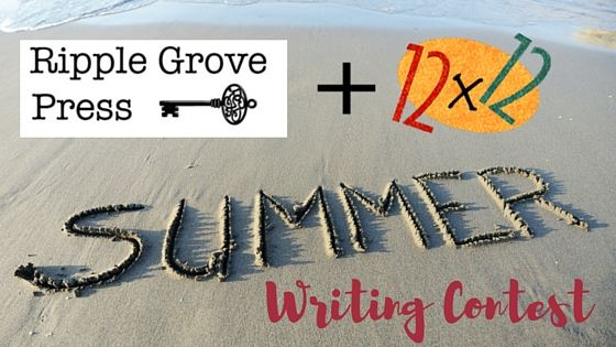 <p>Experiencing summer brain drain? Feel like there's quicksand in your keyboard? Kids separating you from your writing? Never fear! 12 x 12 and Ripple Grove Press are sizzling up summer by offering an exclusive writing contest for 12 x 12…</p>