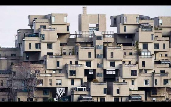 Montreal's Habitat 67 housing complex wins Lego contest