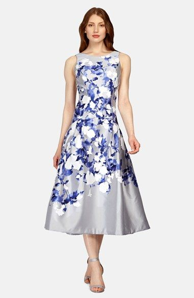 Tea Length or Midi Length Dresses for Weddings  Flare Wedding ...