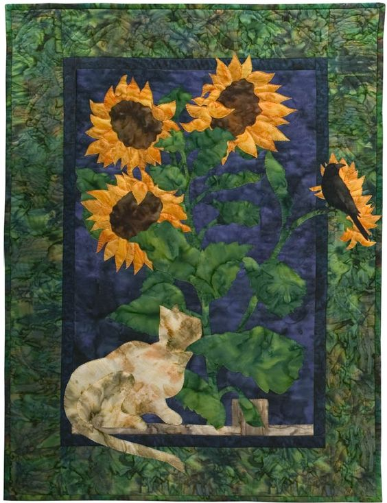 Dreamy and Artistic Quilt art to inspire - Rhinetex Lifestyle Fabrics http://www.rhinetex.com