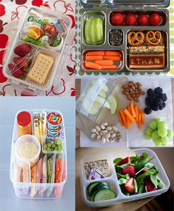 Food To Carr When Travelling: Tons Of Healthy Travel Snack Ideas! [Not Just For Kids