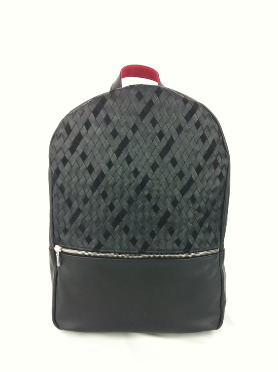 Backpack Leather Handmade Pristas