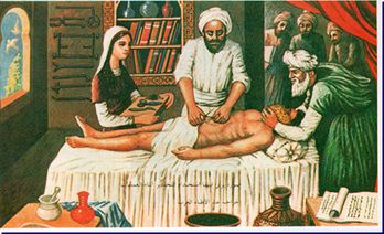 Surgical, Medical and Anesthesia in the Middle East - medieval medicine.