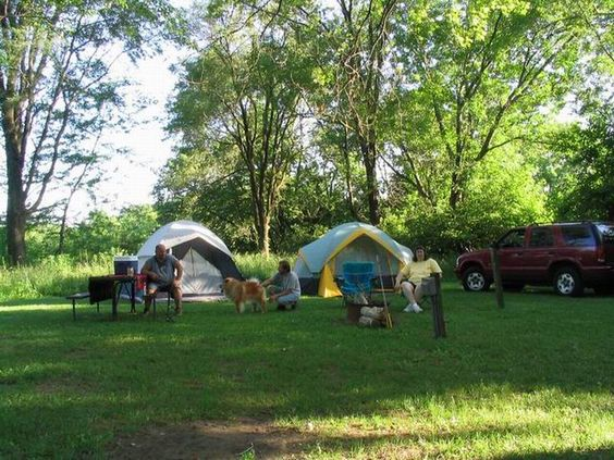 Lakeside RV Park Campground At Davenport