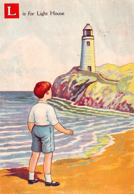 L is for Lighthouse