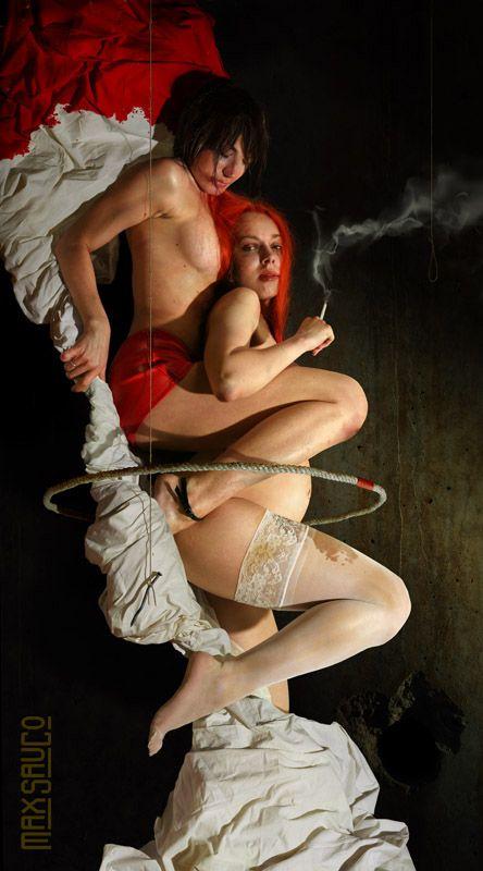 Сногсшибательный эротический сюрреализм от Макса Сауко (Max Sauco)! | Мой мир в фотографиях: