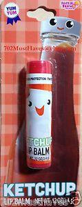 Ketchup Lip Balm
