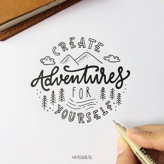 25 Bullet Journal Quote Page Ideas In 2020 With Images Bullet Journal Quotes Calligraphy Art Quotes Hand Lettering Art