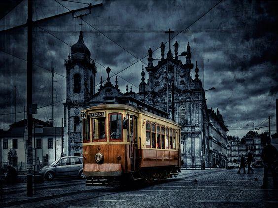 Сумрачный город