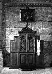 Go to a Confessional.: Bump Inspiration, Catholic School, Childhood Memories, 60S Childhood, Cultural Catholic, Fabios Appartment Restaurant, 24 7 Festival, 50 S 60 S, 1932 Short