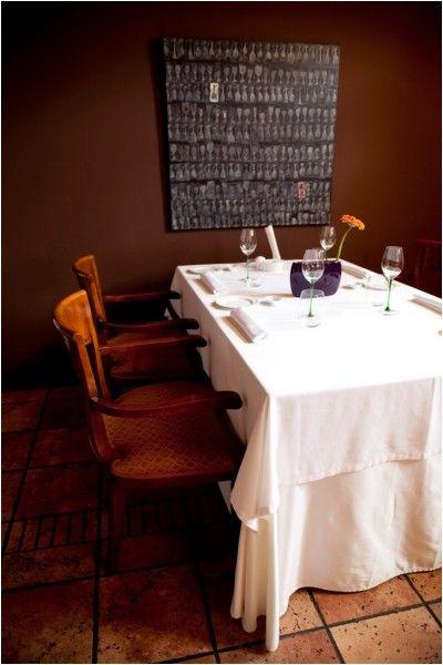La Costa Restaurante, con una estrella Michelín en El Ejido (Almería) / La Costa Restaurant, a Michelin star in El Ejido (Almería)