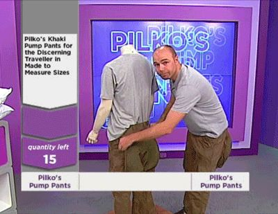 Karl Pilkington's Pilko Pump Pants