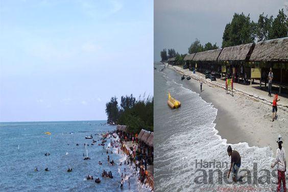 SAPTA PESONA - Tidak hanya mengandalkan serta menyediakan berbagai fasilitas pendukung seperti, pondokan di tepi pantai, wahana tempat berma...
