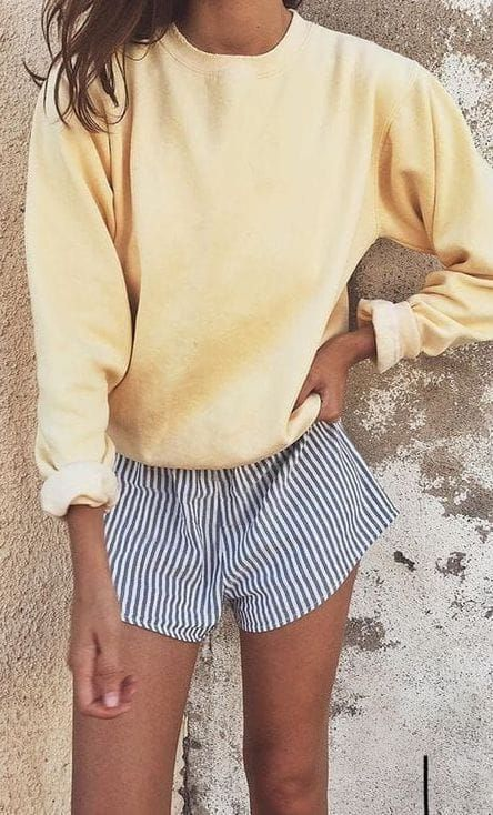 45 Perfect Summer Outfits You Must Own   Comfy casual