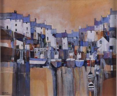 British Artist Martin Procter-Harbour, Cornwall 5