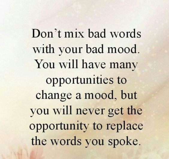 No you will not be able to take them back...think before you speak! I've learned this the hard way too many times...getting  better every day :)