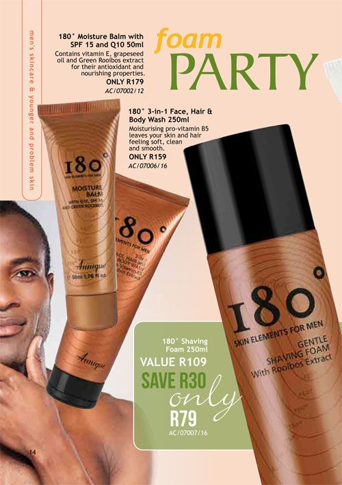 Men S Skin Care Annique Online Store Rooibos Miracle Skin Care Health And Beauty Mens Skin Care