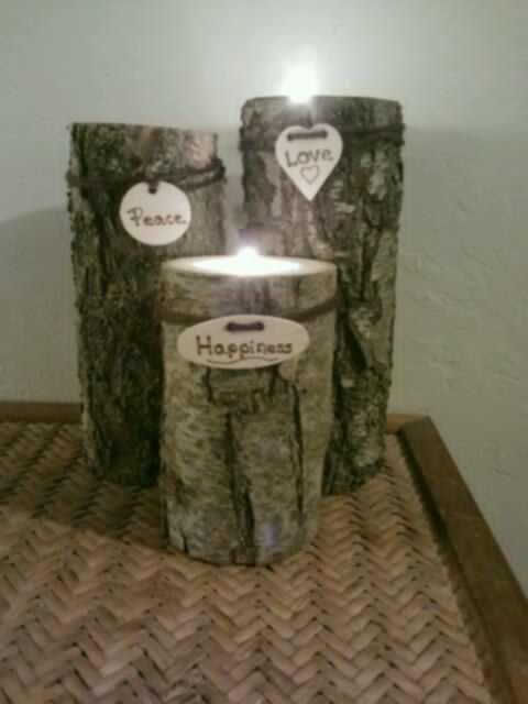 Pinterest the world s catalog of ideas for Picture frame candle centerpiece