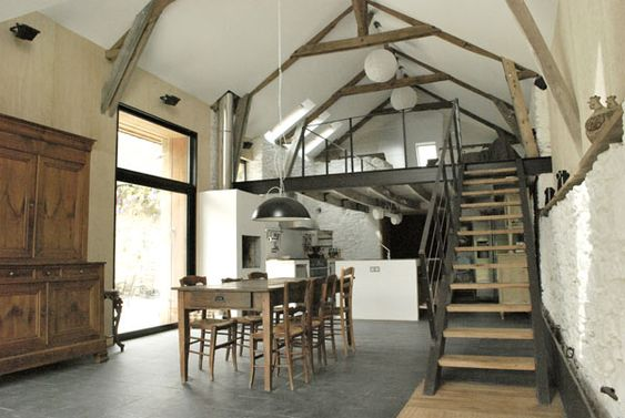 Rennes extensions and loft on pinterest for Aventures de maison rennes