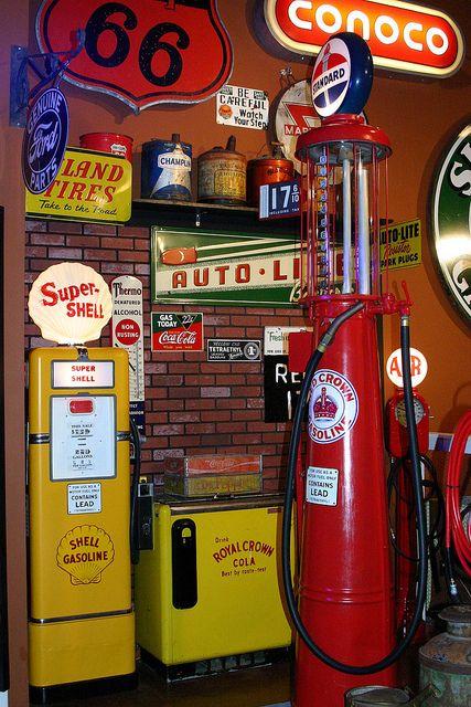 Route 66 Bygones, Route 66 Museum, Clinton, Oklahoma