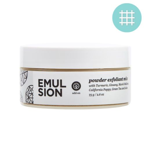 Emulsion Powder Exfoliant Add On 200ml At Beauty Bay Emulation