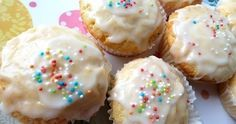 Penne im Topf: Zitronen Muffins