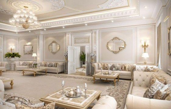 Top 10 Interior Designer Company Dubai Luxurious Bedrooms Luxury Living Room Decor Home Room Design