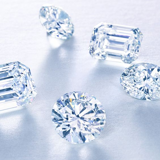 Simply brilliant. Tiffany diamonds. #TiffanyPinterest #TiffanyBlueBook