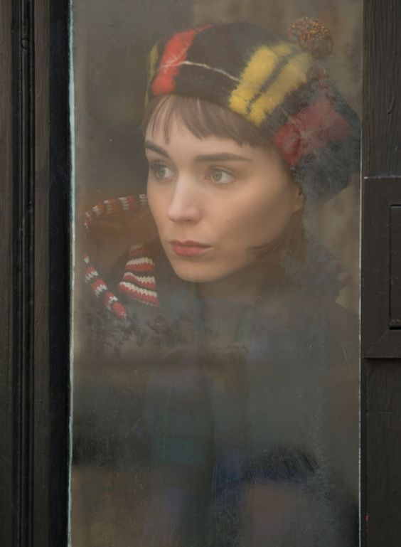 Rooney Mara as Therese. Photo: 2015 The Weinstein Company