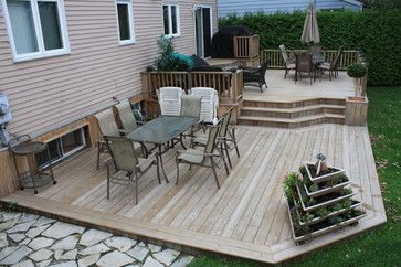 Decks+And+Patios+Ideas | Deck On Ground Design Ideas, Pictures, Remodel, and Decor