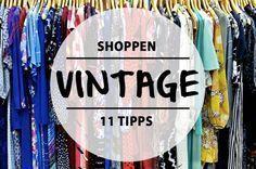 Hier gibt's 11 Berliner Shops und Märkte, in denen ihr auf die Suche nach günstigen und besonderen Kleidungsstücken gehen könnt.