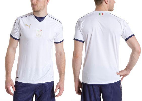 Camisa reserva da Itália 2016 em homenagem a Copa do Mundo 2006