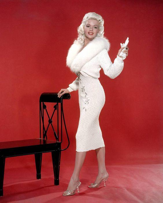 Hollywood legend Jayne Mansfield
