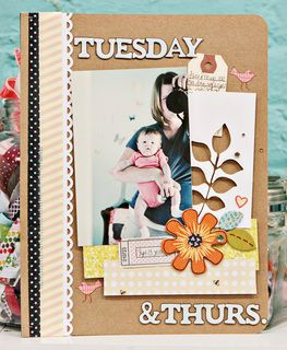 Tuesday and Thurs. * American Crafts by Jen Jockisch at Studio Calico