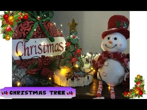 Arbol De Navidad Con Tapas De Botellas