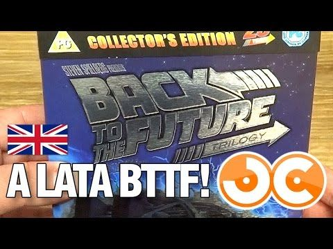 [BLU-RAY] BACK TO THE FUTURE: LIMITED COLLECTOR'S EDITION (UK)
