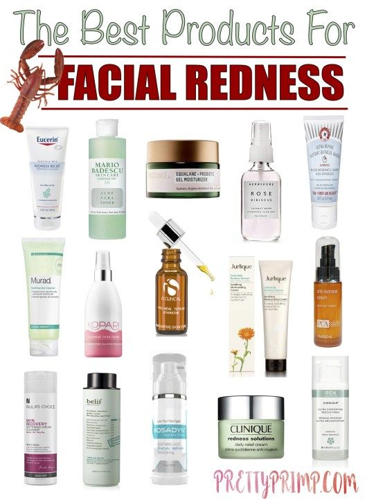 15 Best Products For Facial Redness To Soothe Calm Your Skin Natural Skin Care Facial Skin Redness
