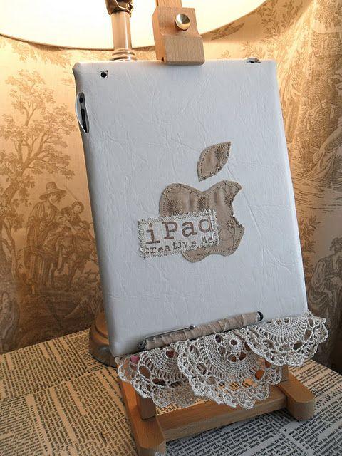 iPad backing
