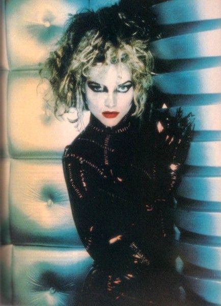 Michelle Pfeiffer as Selina Kyle/Catwoman. The perfect feline femme fatale in Batman Returns