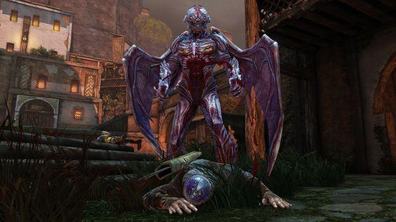 hybrid vampire werewolf skyrim - Google Search | Vampire ...