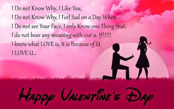 2017 Valentines Day Wishes,happy valentines day quotes,valentine ...