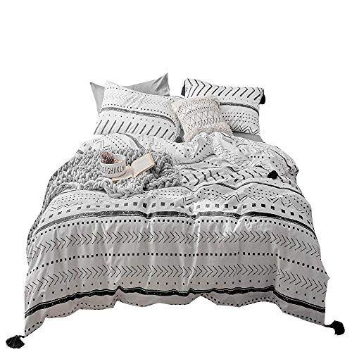 Vclife Cotton Queen Bedding Sets Modern Kids Duvet Cover Https Www Amazon Com Dp B01nbhi2tv Ref Cm Sw R Pi D Kids Duvet Cover Kids Duvet Duvet Cover Sets
