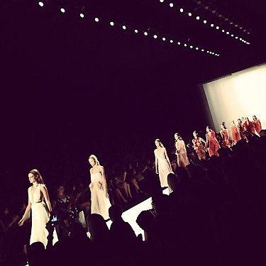 Gorgeous J. Mendel gowns!